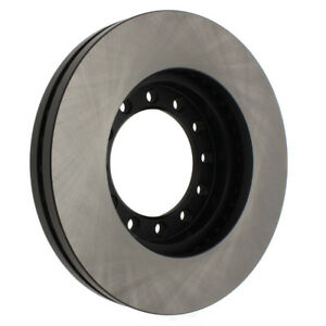 Disc Brake Rotor-DIESEL Front Centric 120.43016