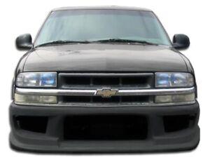 94-04 Chevrolet S-10 Drifter Duraflex Front Body Kit Bumper!!! 101417