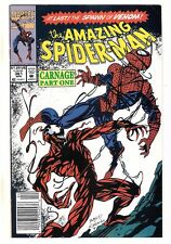 The Amazing Spiderman 361 362 363. 1st appearance of Carnage Venom Newsstand
