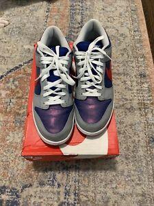 Size 11 - Nike Dunk Low Retro Samba 2020