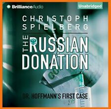 The Russian Donation by Christoph Spielberg Unabridged CD Audiobook 2013