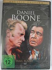 Daniel Boone - Shawnee Indianer greifen Siedler an - Treck, Kentucky, B. Bennett