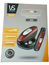 Vs Sassoon Supreme self-cut Crew Cut Hair Clippers and Trimmer (New)