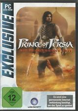 Prince of Persia: Les oubliée temps (Pc, 2010, DVD-Box) Avec Uplay Key Code