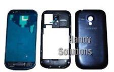 Samsung i8190 Galaxy S3 mini Komplettsatz in blau Original Neu Frame Rahmen Blue