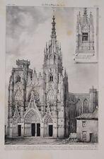 Basilique Notre-Dame-de-l'Epine Chalons Champagne Gotik Alexandre du Sommerard