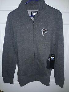 Atlanta Falcons football Hooded Sweatshirt Jacket NFL apparel shirt NEW Lady M