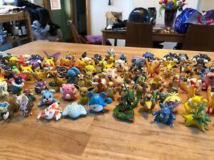 Pokemon TOMY & Nintendo Vintage Figures Gen 1-4! Genuine > BUY 3 FOR 10% OFF <.