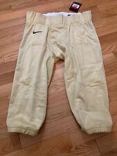 Nwt Nike Gold Football Men's Pants 535705-783 Size Xxl New $65