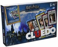 OFFICIAL HARRY POTTER CLUEDO CLASSIC MYSTERY FAMILY BOARD GAME NEW AND  BOXED