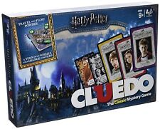 OFFICIAL HARRY POTTER CLUEDO CLASSIC MYSTERY BOARD GAME NEW