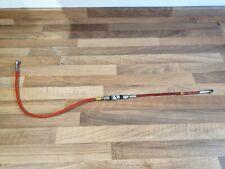 HELL PERFORMANCE REAR BRAKE LINE WITH GOODRIDGE DRY BREAK S1000RR R1 V4 ZX10 SBK