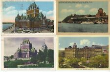POSTCARDS LOT OF 10  MOSTLY FOREIGN BUILDINGS SCENIC PLACES   REF 1552
