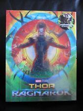 Thor Ragnarok [Blufans] 3D/2D Blu-Ray Steelbook Single Lenticular Slip New #0022