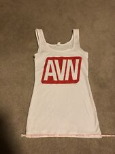 Women's Official AVN tank Top XS