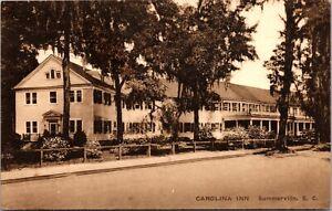 Postcard Carolina Inn in Summerville, South Carolina~139181