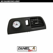 05 07 Subaru Impreza Wrx STI - Single Gauge Pod 52mm (OEM) Center AC Vent Trim
