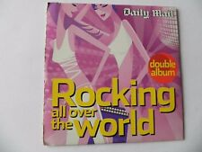 ROCKING ALL OVER THE WORLD DISC 1 PROMO CD QUO BOSTON MEAT LOAF JAM JOE JACKSON