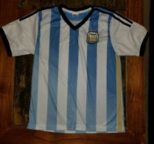 Argentina Soccer Jersey Youth Size Large
