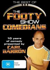 The Best Of The Footy Show Comedians (DVD, 2006) New  Region Free