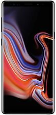 Samsung Galaxy Note9 N960U 128GB Midnight Black Factory Unlocked Smartphone