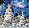 Cross Stitch Kit Forest art. 45-02