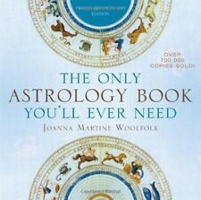 The Only Astrology Book You'll Ever Need, New, Free Shipping