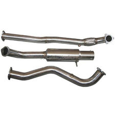 """3"""" Stainless Turbo Catback System For 1982-1983 Nissan Datsun 280ZX"""