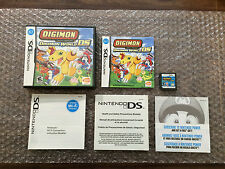 Digimon World DS (Nintendo DS) Complete - Authentic - Tested