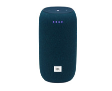 Smart speaker JBL Link Portable with Yandex Alice, blue