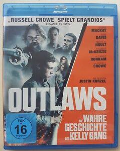 Outlaws - Die wahre Geschichte der Kelly Gang (2020) Blu-ray
