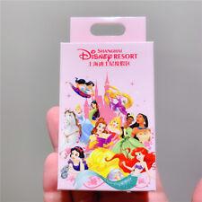SHDR Disney Pin Princess mystery 3pins 2019 Shanghai Disneyland exclusive