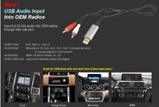 Accele AUSB-BMW USB Audio Input to OEM Radios using BMW 1/2/3/4/5/7 Series X1 X2