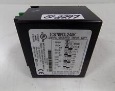 GE FANUC INPUT MODULE IC670MDL240K