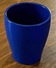 Royal blue vase made in Germany