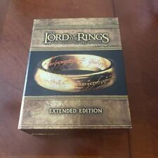 The Lord of the Rings: The Motion Picture Trilogy (Blu-ray Disc, 2011, 15-Disc …