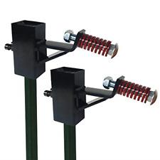 Highwild T-Post Target Hanger, Target Mount Bracket - for Ar500 Steel Targets -