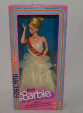 Vintage 1979 Mattel Royal Barbie England