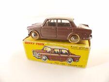 Dinky Toys F 531 Fiat 1200 Grande Vue en boîte 1/43