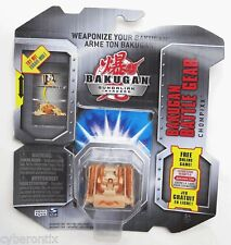 Bakugan CHOMPIXX Battle Gear Brown GOLD ATTRIBUTE for figures 2010 Brawlers NEW