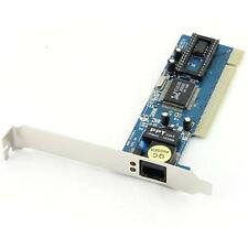 New 10/100 Mbps NIC RJ45 RTL8139D LAN Network PCI Card Adapter for Computer PC