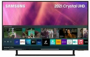 "SAMSUNG UE43AU9000KXXU 43"" INCH (2021) 4K UHD HDR 120HZ CRYSTAL LED SMART TV"