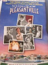 Pleasantville Dvd Tobey Maguire Jeff Daniels Reese Witherspoon Used
