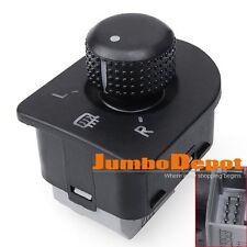 Side Door Mirror Switch Control Knob w/Heat Fit VW Jetta Golf MK4 Beetle 98-04