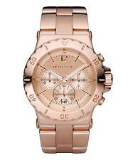 Orologio MICHAEL KORS MK5314 crono acciaio oro rosa con scatola e garanzia