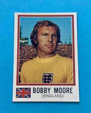 Bobby Moore Panini Munchen 1974 WM World Cup 74 Football Sticker