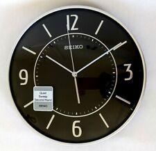 BRAND NEW Seiko Greyson Quiet Sweep Wall Clock QXA642SLH