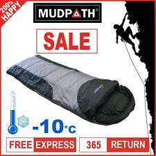 OzEagle Outdoor Camping Sleeping Bag Hiking Fishing Winter Single -10°c 220x80cm