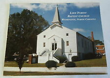1999 Lake Forest Baptist Church Directory ~ Wilmington, NC