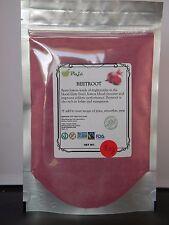 BEET powder 8oz - 1/2 lb , energy,  gluten free, non-GMO PAJE